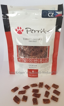 Perrito Snacks - Turkey Chunks - Truthanfleisch - 100g